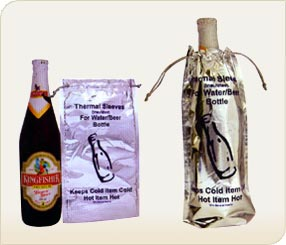 Thermal Bag for Water/Beer Bottles